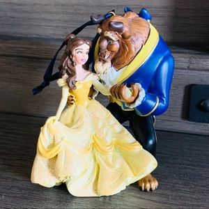 Disney Beauty and The Beast Christmas Ornament 🌹